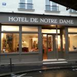 "Photo de Hotel de Notre Dame ""Maitre Albert"""