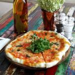 Pizza Magheritta