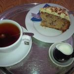 Hummingbird Cake & Tea