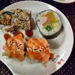 Umami Münster, all you can eat sushi