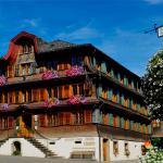 布雷根茨森林藝術飯店之施瓦岑貝格鹿飯店