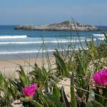 Playa de Ris.