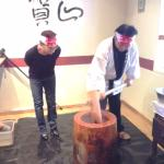 Nouvel an japonais : on tape dans le riz