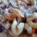 Mac & Cheese close up