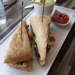 Club Sandwich - 8.50
