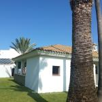 Habitación tipo chalecito al lado de la piscina