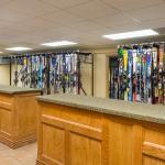 Ski Valet Room