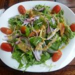 Ensalada Fusion! Fusion Salad! Delicious.