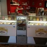 Al Dente Eis Pasta Café