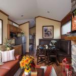 One Bedroom Deluxe Cabin
