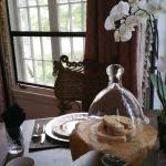 Foto de At Home Bed & Breakfast - Rose Manor