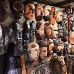 Masks at Lekki Markets