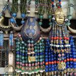 Wall hangings at Lekki Markets
