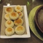 Various dumplings as it came