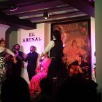 Show en vivo EL ARENAL