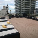 Top sun deck