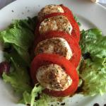 Bocconcini with Tomatoes...