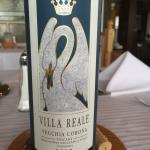 Good wine......Villa Reale 2009