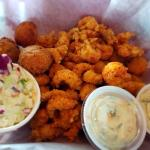 fried crawfish basket