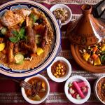 Couscous and Tajines