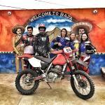Adventures on dirt bike