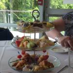 High Tea at the Marine Station