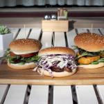 Bonta Vera have a great selection of burgers available.