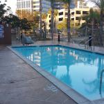 Pool at the Holiday Inn Express San Diego-Sorrento Valley