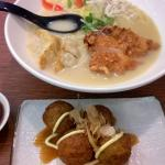 Ramen and Takoyaki (Street Food)