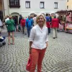 Inmitten der Gamsstadt Kitzbühel.🍀🍀