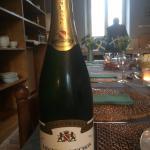 Local champagne