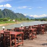 The best views in Vang Vieng