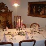 Erlebnis Gastronomie:  Sübli-Raum