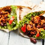 Tasty Burritos only @ The Kitchen Fresh Food