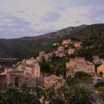 Le village de Belgodère