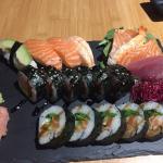 Photo de EDO-KIN sushi&sake bar