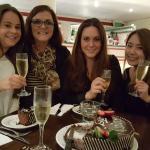 Nadine, Roslyn, Liza and Kiho