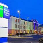 Holiday Inn Express Carneys Point Foto