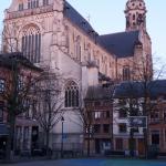 Saint Pauls' Church view from the Veemarkt
