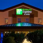 Holiday Inn Express Phoenix Airport (University Drive) Foto