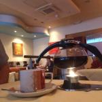Great coffee and fine tasting food