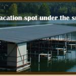 Boat dock-boat rentals-concrete ramp-full service