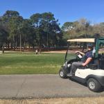 Golf and Beach
