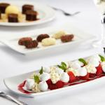 Eton mess and petits fours