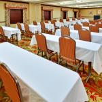 Meeting space available for up to 150 persons