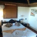 bamboo cottage room