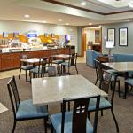 Holiday Inn Express & Suites-Ripley, WV Breakfast Area