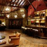 La Posta Restaurante Hall de entrada