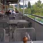 Wirtshaus am Rhein