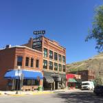 Great central location in downtown Salida